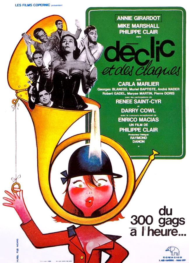 Déclic et des claques (Philippe Clair, 1965)