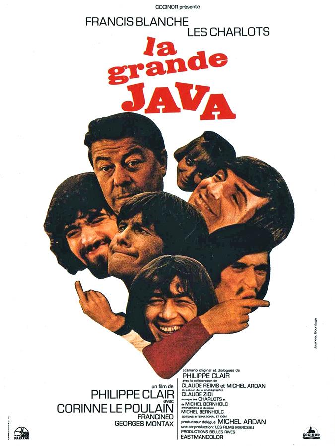La Grande java (Philippe Clair, 1971)