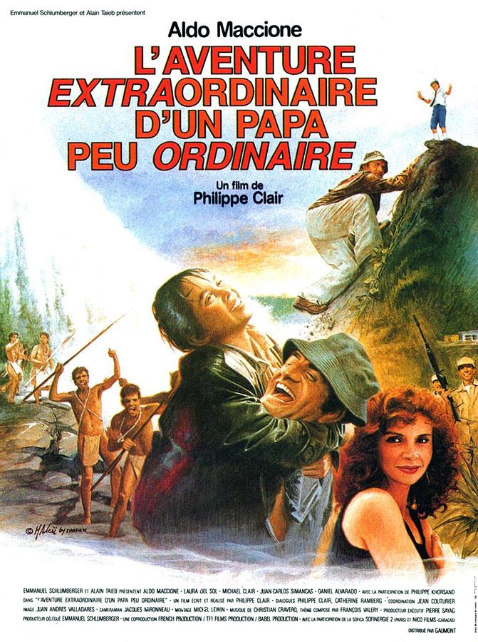 L'Aventure extraordinaire d'un papa peu ordinaire (Philippe Clair, 1990)