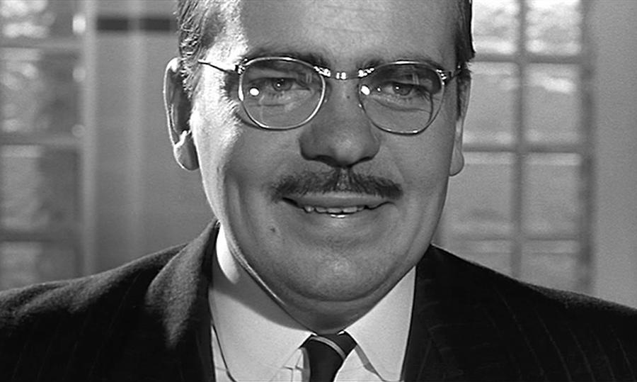 Michael Lonsdale dans Snobs ! (Jean-Pierre Mocky, 1962)
