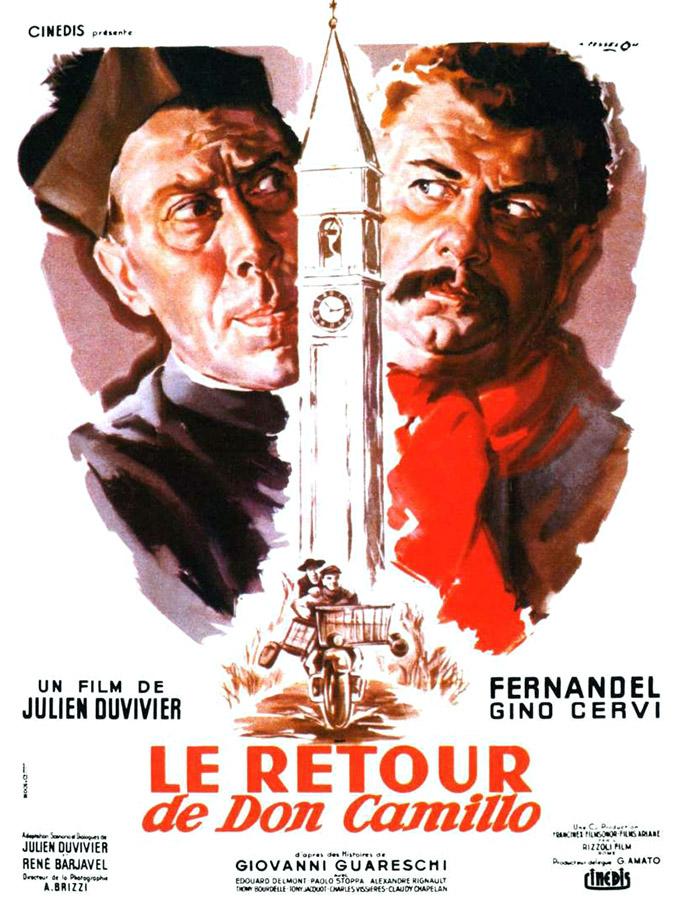 Le Retour de Don Camillo (Julien Duvivier, 1953)