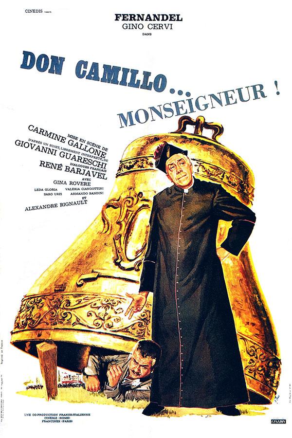 Don Camillo… Monseigneur ! (Carmine Gallone, 1961)
