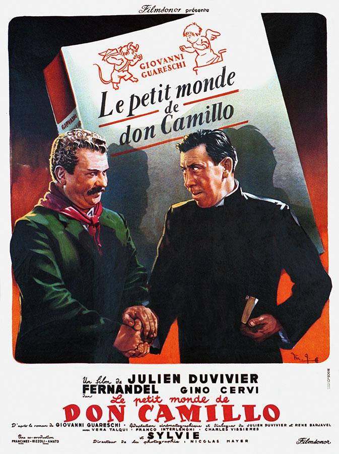 Le Petit monde de Don Camillo (Julien Duvivier, 1952)