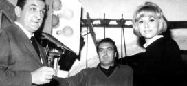 Lino Ventura, Georges Lautner et Mireille Darc