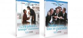 Un éléphant ça trompe énormément / Nous irons tous au paradis (Yves Robert, 1976/1977) - Blu-ray