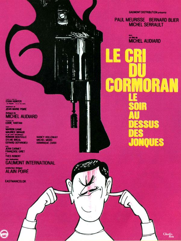 Le Cri du cormoran le soir au-dessus des jonques (Michel Audiard, 1971)