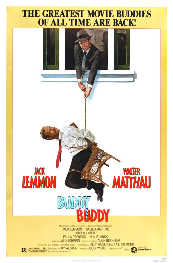 Buddy Buddy (Billy Wilder, 1981)