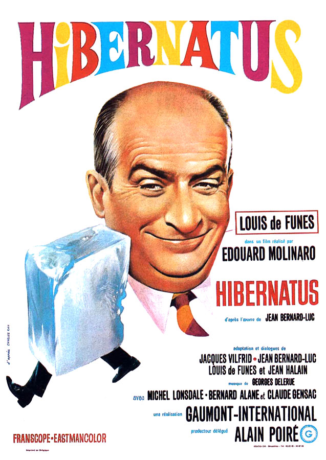 Hibernatus (Édouard Molinaro, 1969)