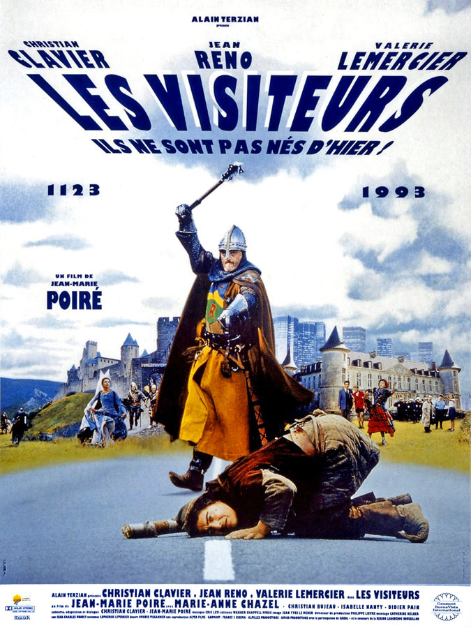 Les Visiteurs ( Jean-Marie Poiré, 1993)