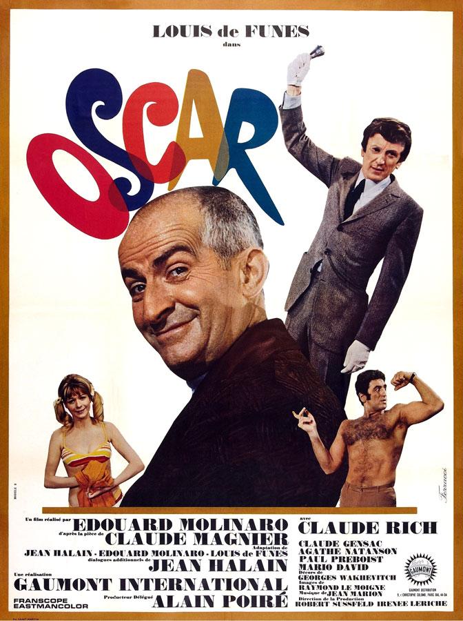 Oscar (Édouard Molinaro, 1967