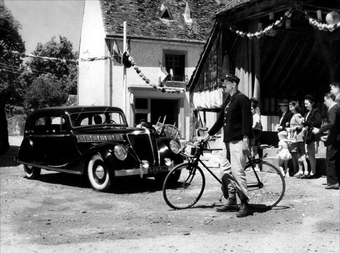 Jour de Fête (Jacques Tati - 1949) - © Les Films de Mon Oncle