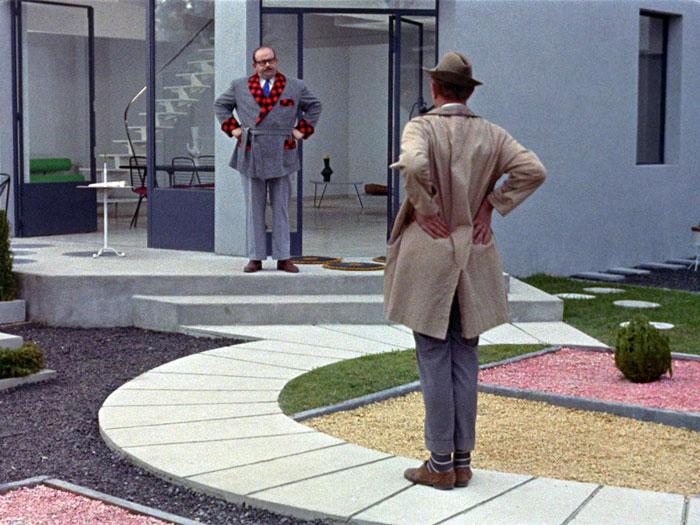 Mon Oncle (Jacques Tati - 1958) - © Les Films de Mon Oncle