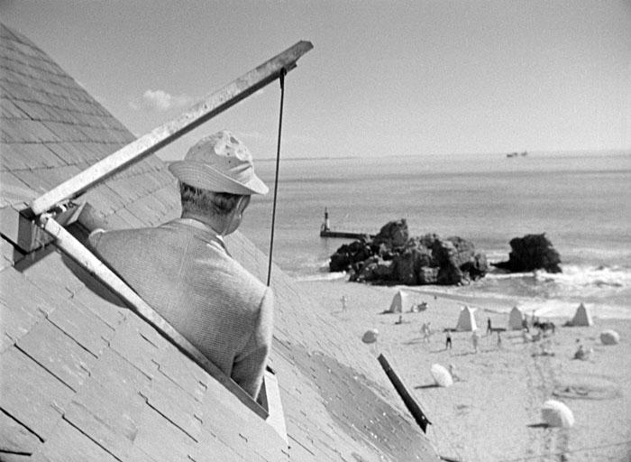 Les Vacances de Monsieur Hulot (Jacques Tati - 1953) - © Les Films de Mon Oncle