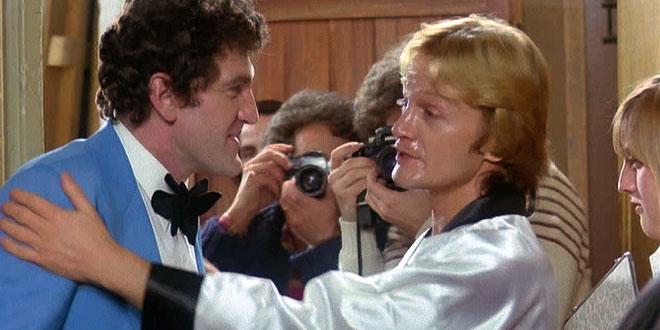 Claude François dans Drôles de zèbres (Guy Lux, 1977)