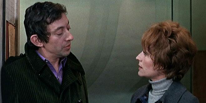 Serge Gainsbourg dans Erotissimo (Gérard Pirès, 1969)