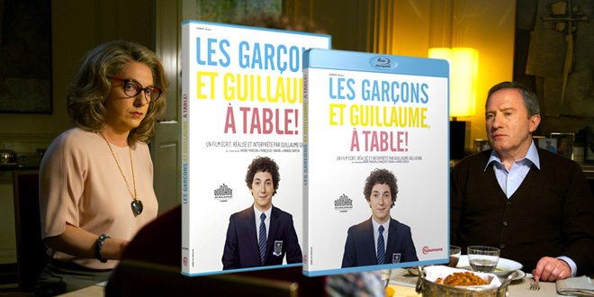 Les gar ons et guillaume table en dvd et blu ray - Guillaume les garcons a table streaming ...
