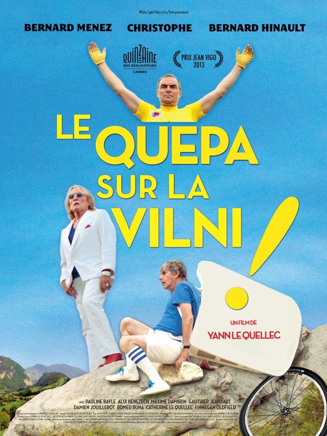 Le Quepa sur la vilni (Yann Le Quellec, 2014)