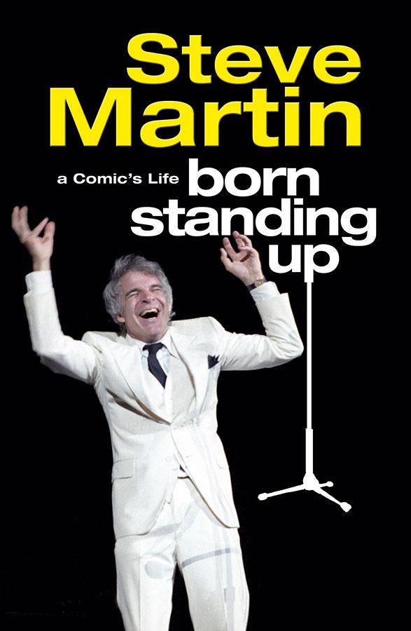 Steve Martin - A Comic's Life
