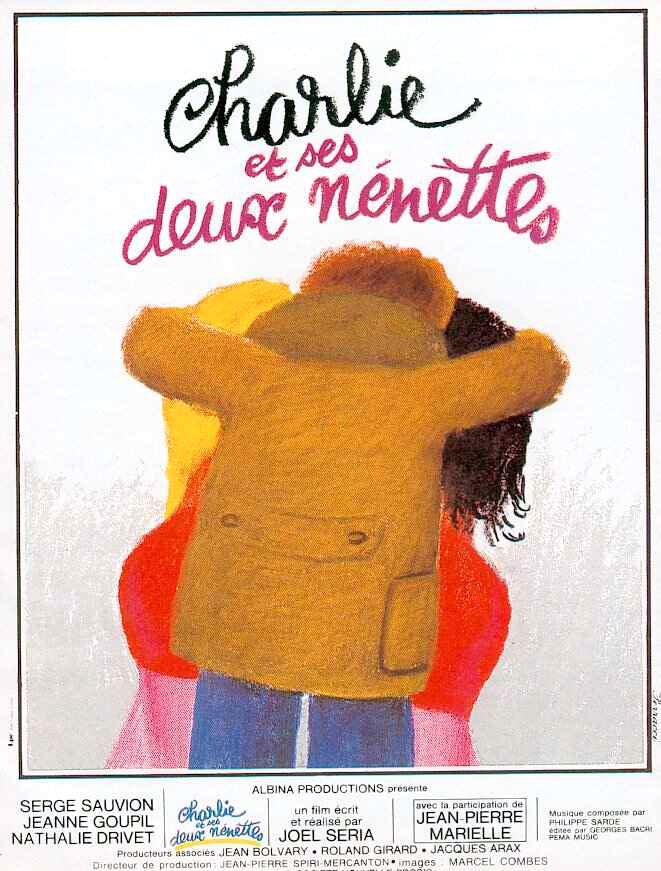 Charlie et ses deux nénettes (Joël Séria, 1973)