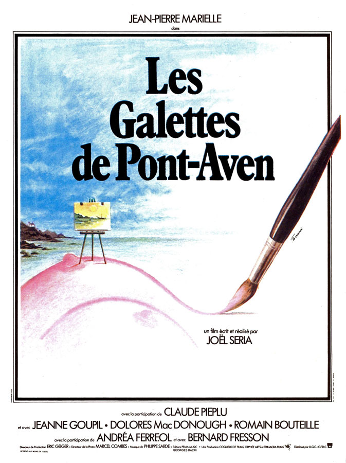 Les Galettes de Pont-Aven (Joël Séria - )