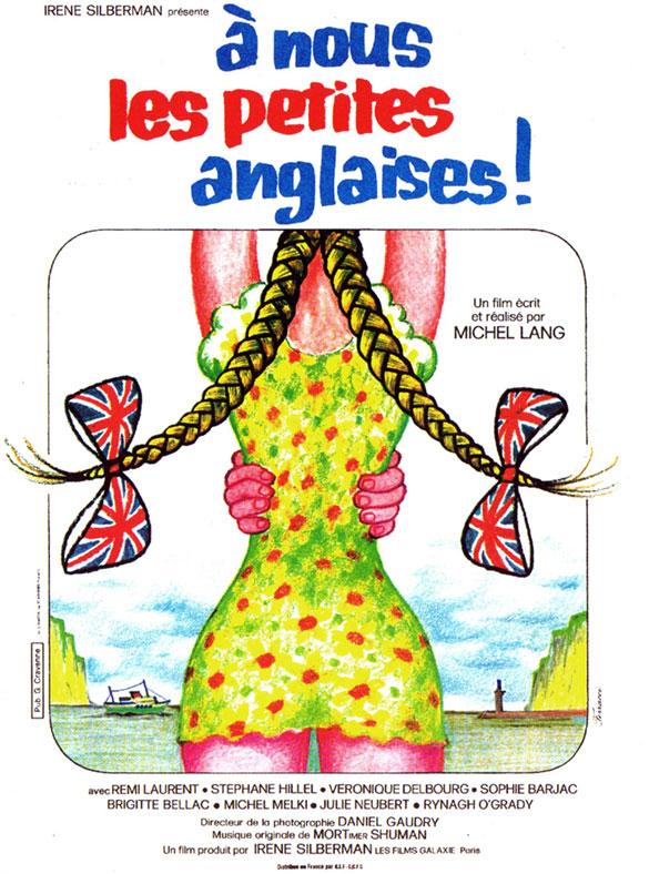 À nous les petites Anglaises (Michel Lang, 1976)
