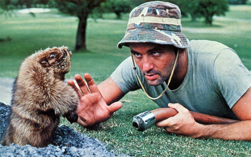 Caddyshack (Le Golf en folie !, 1980)