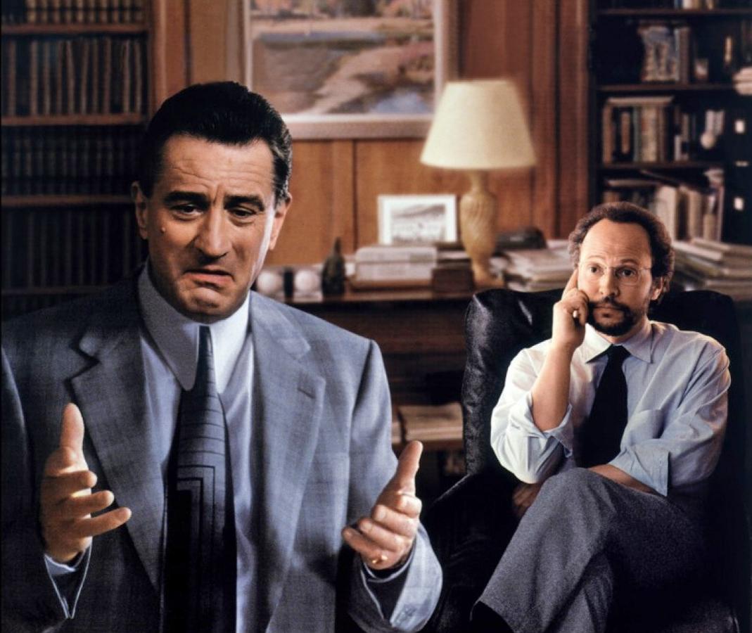 Analyze This (Mafia Blues, 1999)