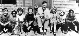 """Hal Roach avec ses """"Petites canailles"""""""