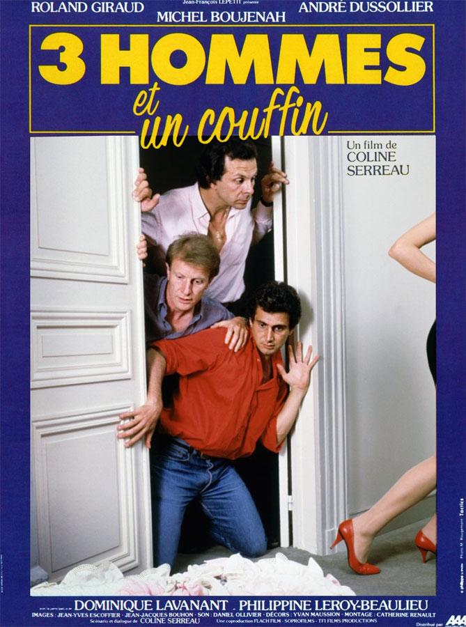 3 hommes et un couffin (Coline Serreau, 1985)