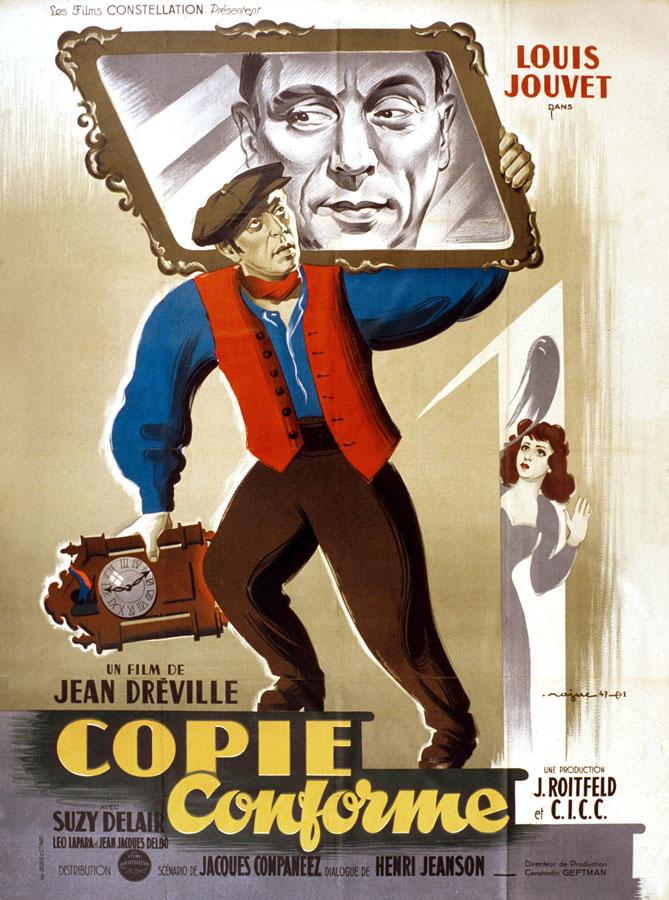Copie conforme (Jean Dréville, 1947)