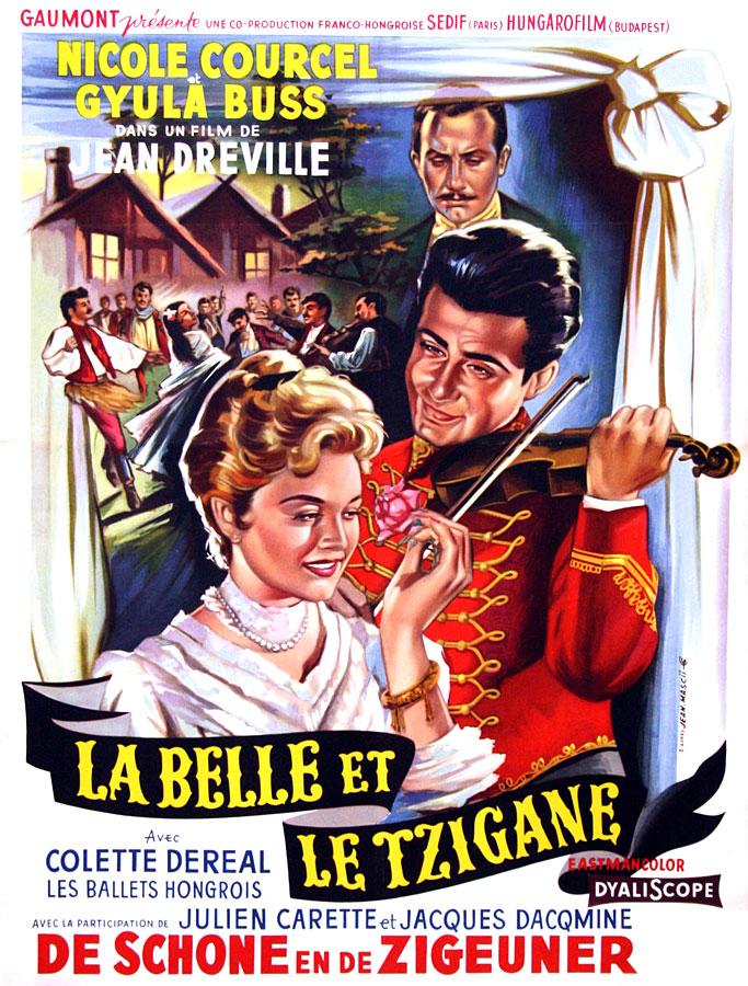 La Belle et le tzigane (Jean Dréville, 1959)