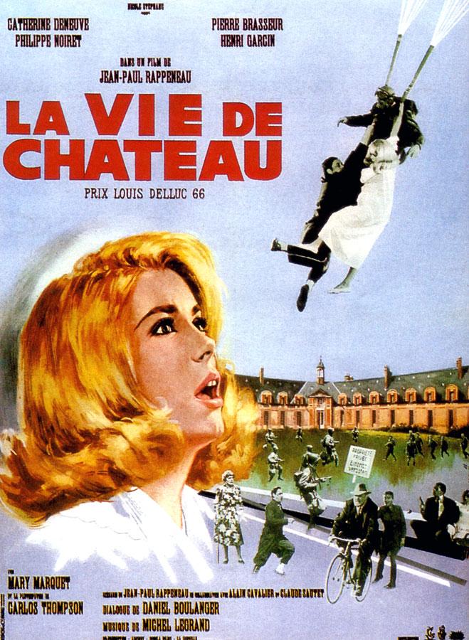 La Vie de château (Jean-Paul Rappeneau, 1965)