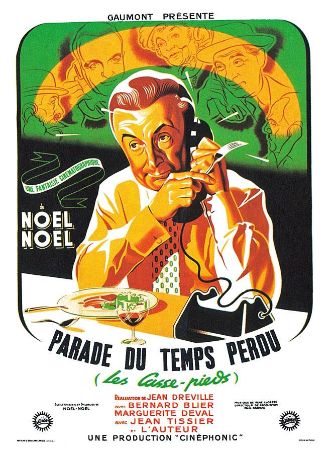 Les Casse-pieds (Jean Dréville, 1948)
