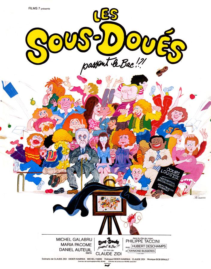 Les Sous-doués (Claude Zidi, 1980)