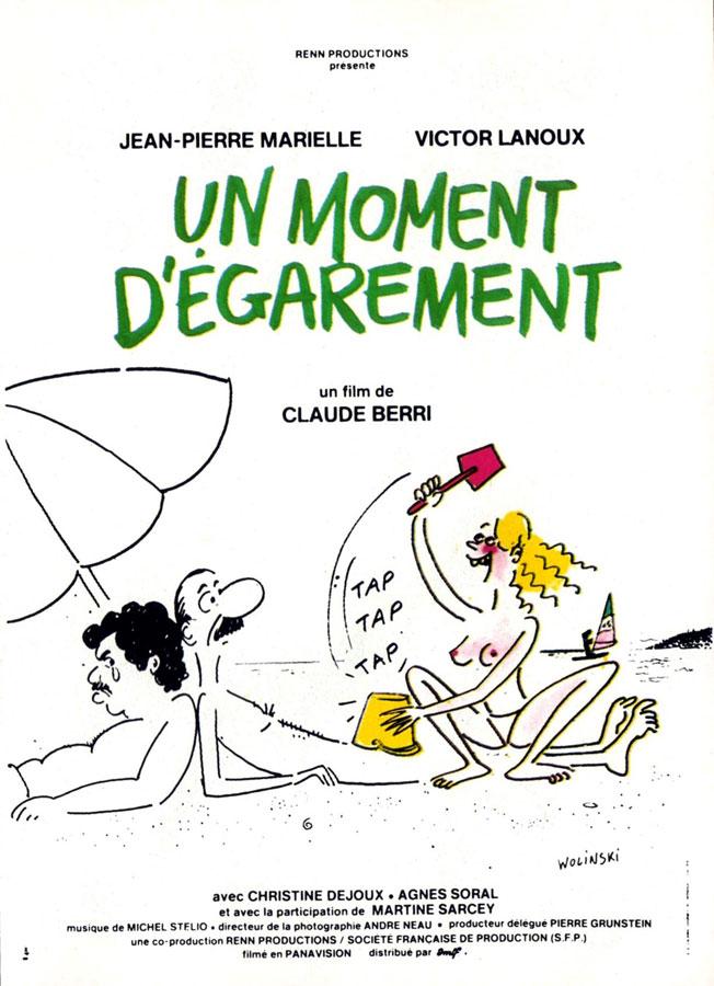 Un moment d'égarement (Claude Berri, 1977)