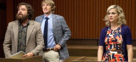 Zach Galifianakis, Owen Wilson et Amy Poehler dans Are You Here (Matthew Weiner, 2014)