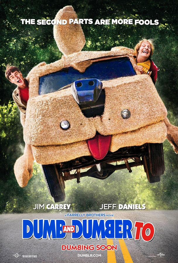 Dumb and Dumber To (Peter & Bobby Farrelly, 2014)