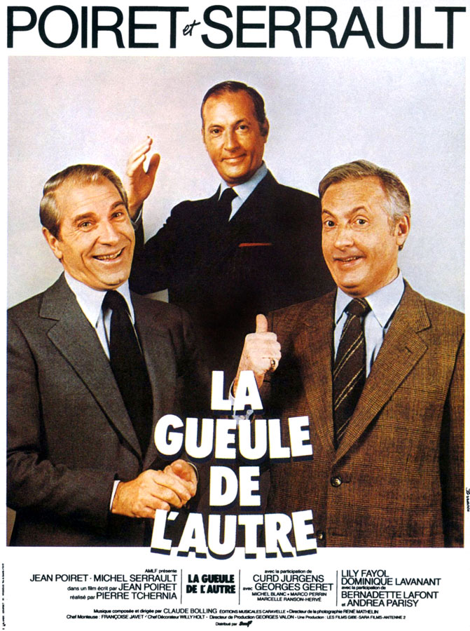 La Gueule de l'autre (Pierre Tchernia, 1979)