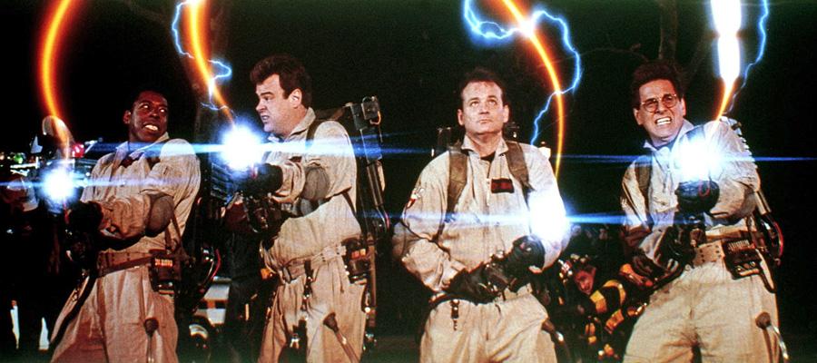 Ghostbusters (Harold Ramis, 1984)
