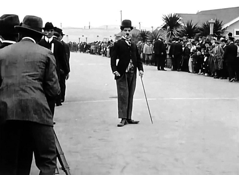 Kid's Auto Race in Venice (Henry Lehrman, 1914)