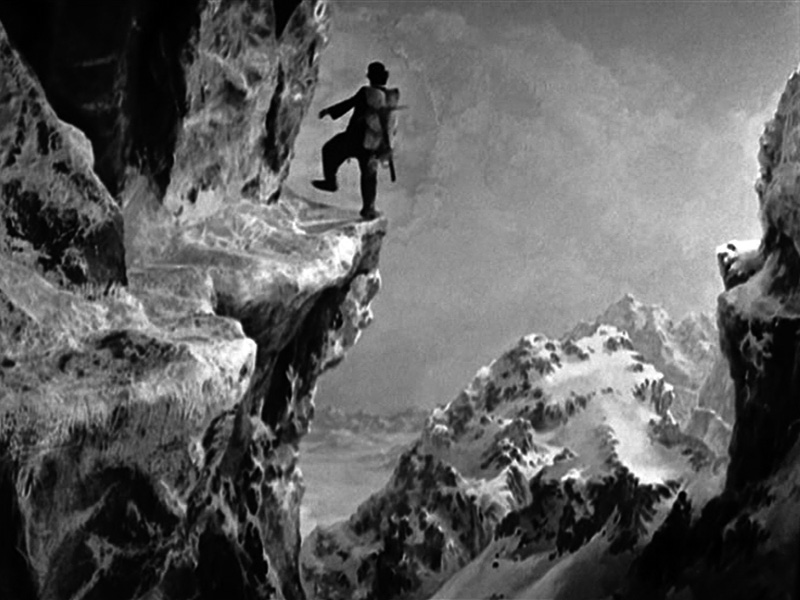 La Ruée vers l'or (Charles Chaplin, 1925)