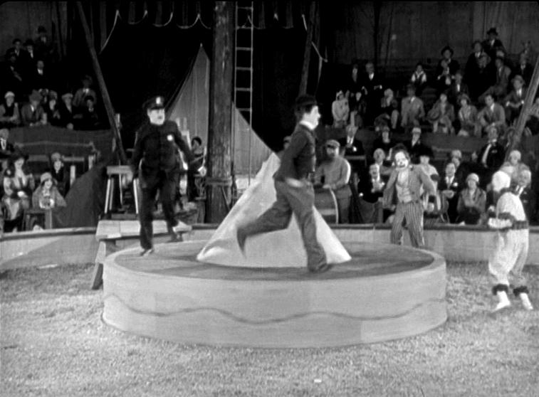 Le Cirque (Charles Chaplin, 1928)