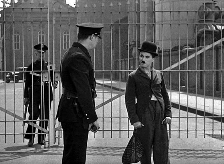 Les Temps modernes (Charles Chaplin, 1936)
