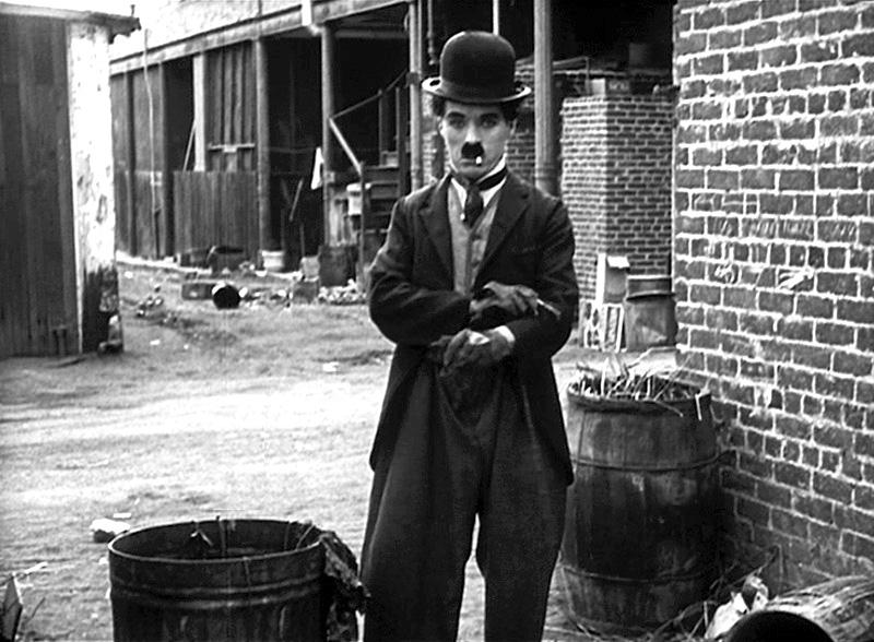 Le Kid (Charles Chaplin, 1921)