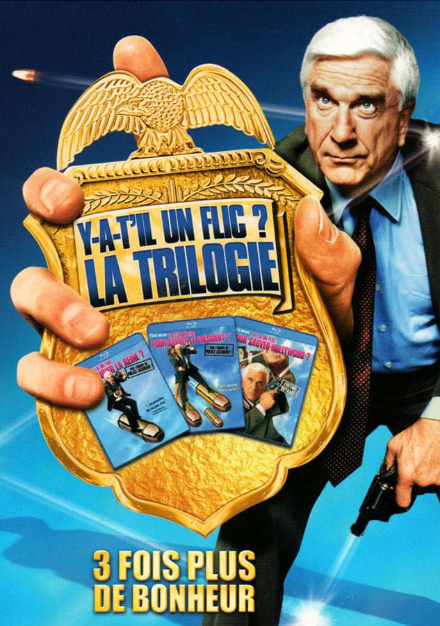 Trilogie Y a-t-il un flic… (1988, 1991, 1994)