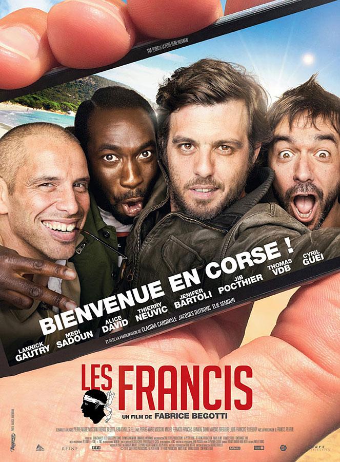 Les Francis (Fabrice Begotti, 2014)