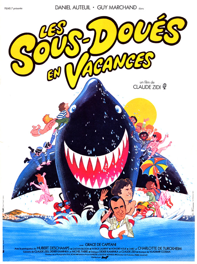 Les Sous-doués en vacances (Claude Zidi, 1982)