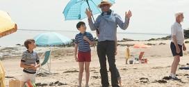 Laurent Tirard sur le tournage des Vacances du Petit Nicolas