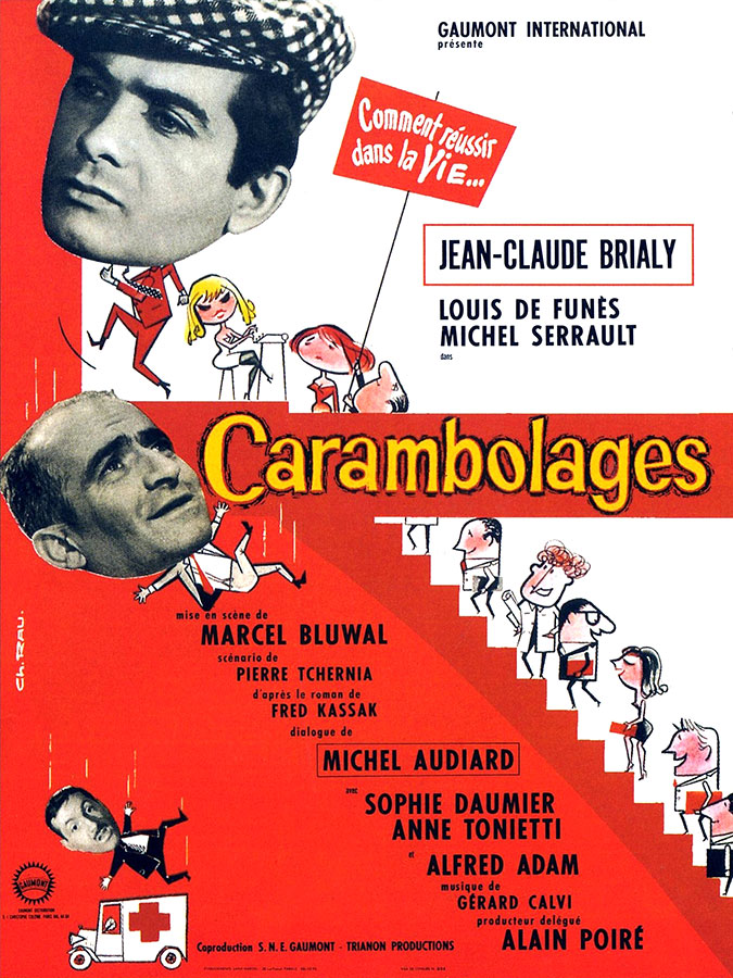 Carambolages (Marcel Bluwal, 1963)