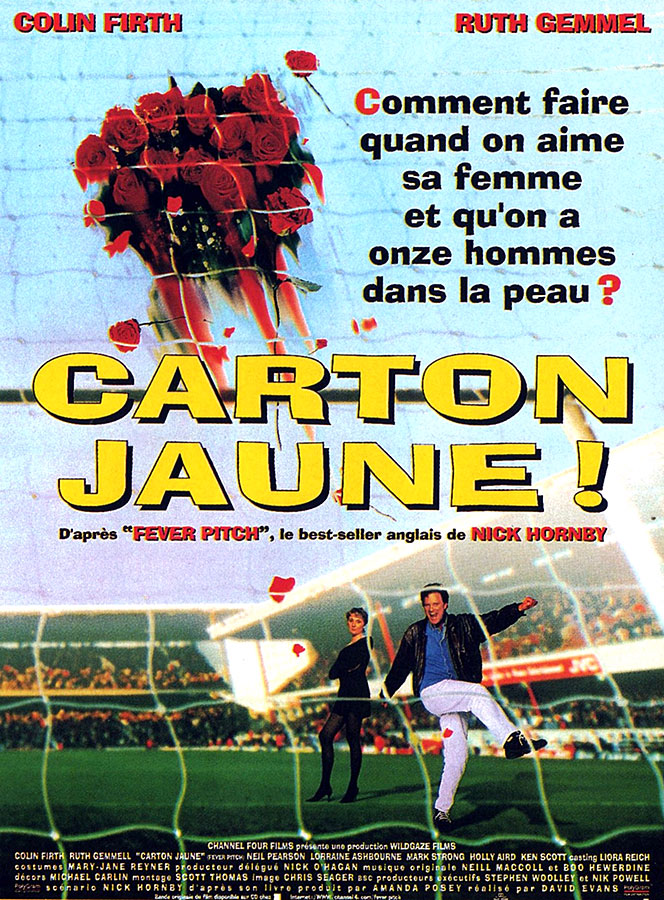 Carton jaune (David Evans, 1997)